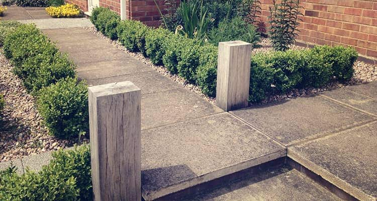 Small Scale Patio and Block Paving