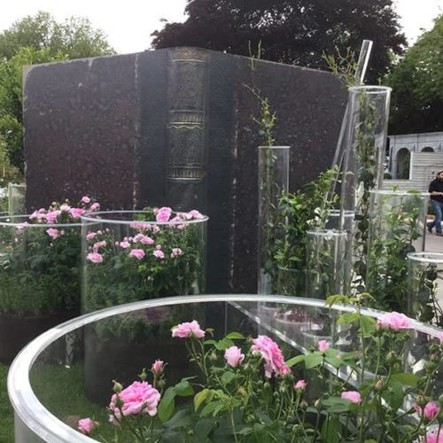 RHS Chelsea Flower Show Silver Gilt Award – The Fragrance Garden