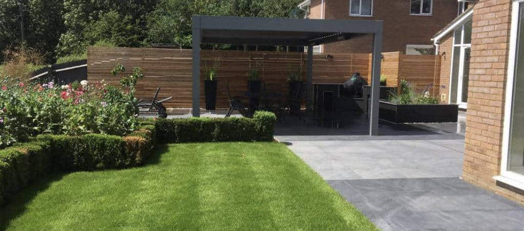 Garden Landscapers, Design and Construction in Northampton