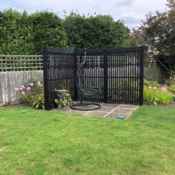 high-fence