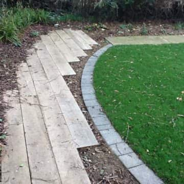 Decking and Turfing
