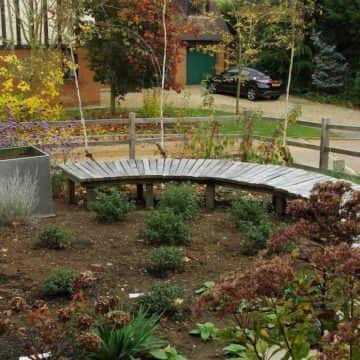 Bespoke Garden Design and Planting