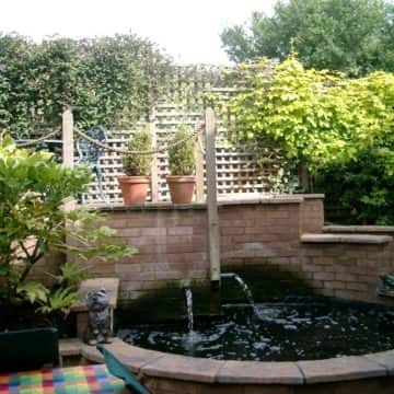 Fencing & Water Features